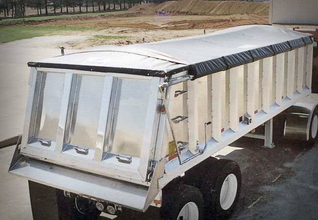 брезентовый полог на грузовик