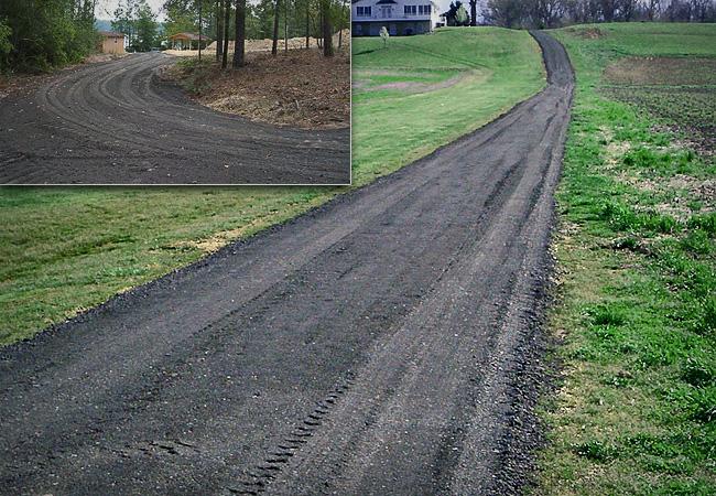 Дешевое дорожное покрытие